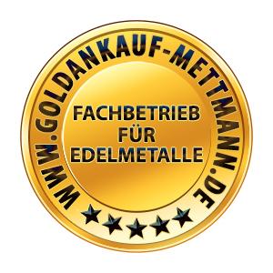 Goldankauf Mettmann Logo